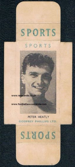 1953 Peter Heatly high board diver Olympics